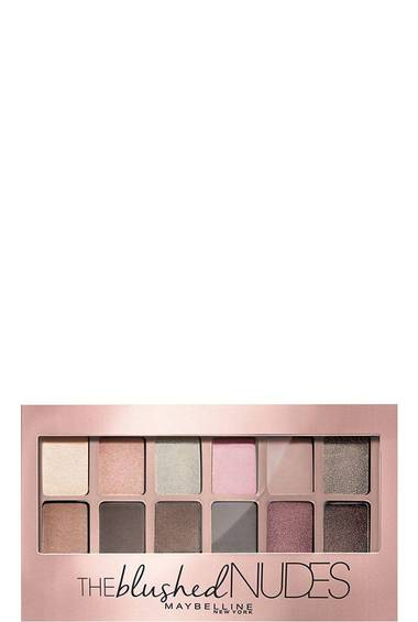 The Blushed Nudes Palette