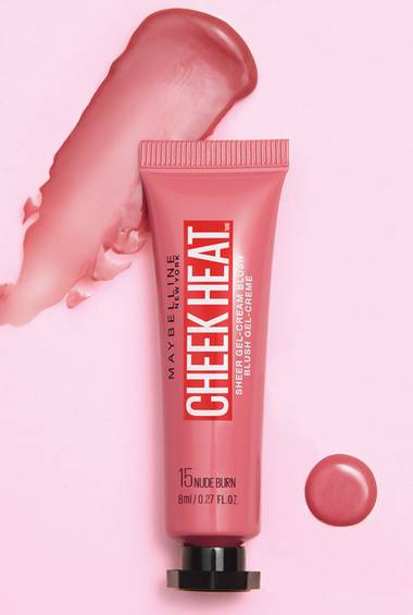 Cheek Heat Blush In Crema